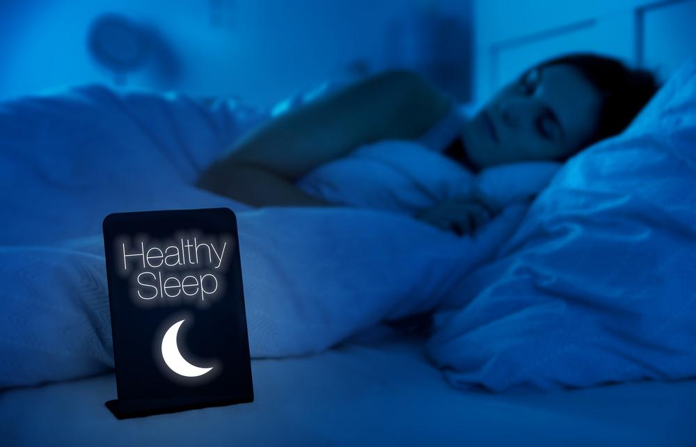 質の高い睡眠をとり、しっかり休養する