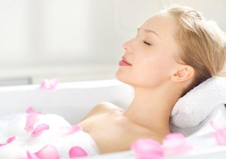 バスタイムでキレイに!美容効果を高める入浴のポイント