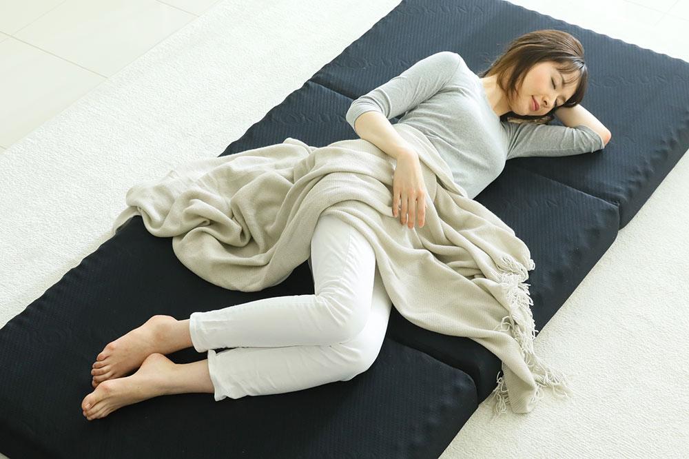 寝ている間に全身メンテナンス『整体マットレスプレミアム』